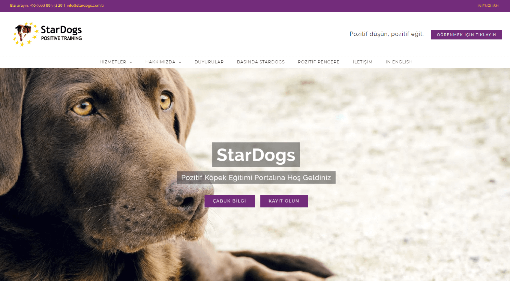 StarDogs Projesi Burç Turan