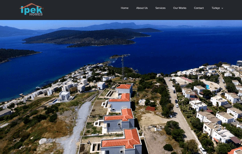 Mustafa Kemal İpek Örün Sitesi - Burç Turan